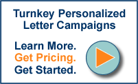 Learn More About Personalized Letter Campaigns